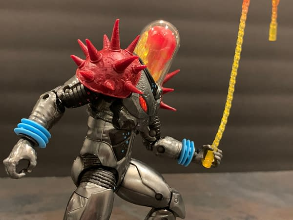 Let's Take a Look at the Marvel Legends Cosmic Ghost Rider
