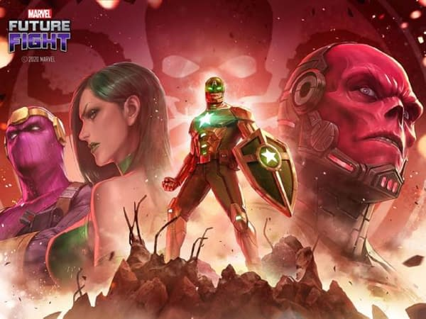 """""""Marvel Future Fight"""" Gets A Secret Empire Update With New Costumes"""