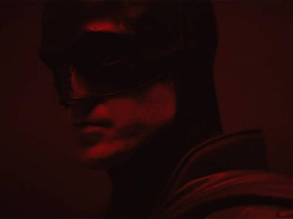 Robert Pattinson As The Batman.