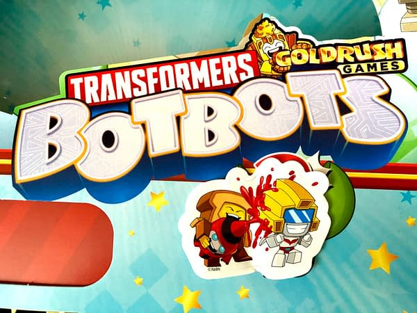 Transformers BotBots Goldrush Games Series 5 Unboxing from Hasbro