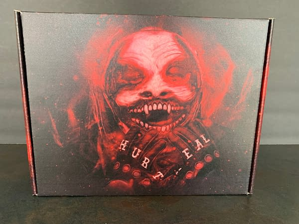 WWE Shop sold The Fiend collector's box a couple weeks ago.