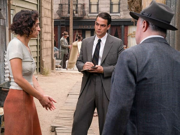 """Penny Dreadful: City of Angels season 1, episode 5 """"Children of the Royal Sun"""" (image: Showtime)"""