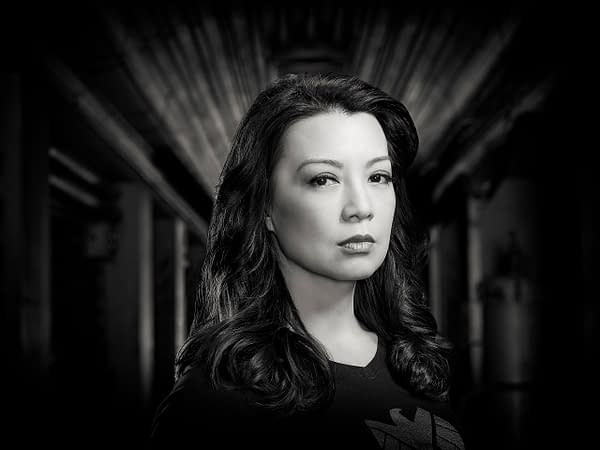 "MARVEL'S AGENTS OF S.H.I.E.L.D. - ABCs ""Marvel's Agents of S.H.I.E.L.D."" stars Ming-Na Wen as Melinda May. (ABC/Matthias Clamer)"