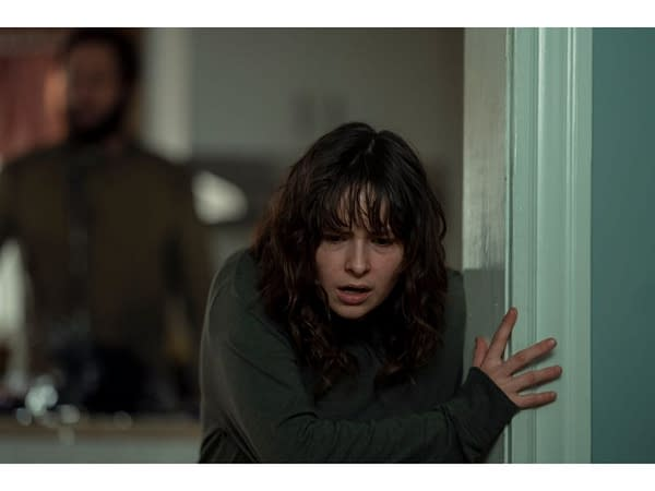 Vic senses something's wrong on NOS4A2, courtesy of AMC Networks.