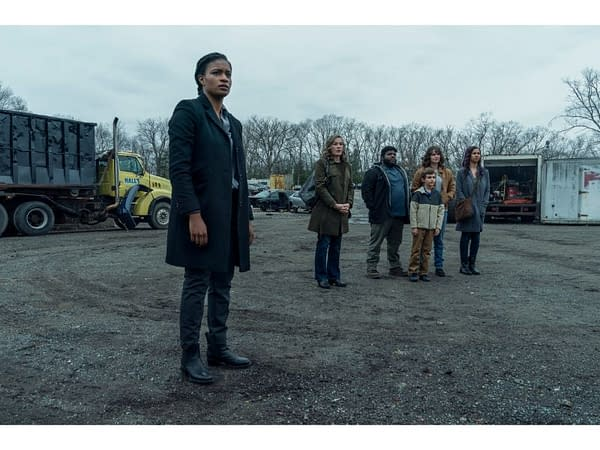 Past evils return to haunt Vic's present in NOS4A2, courtesy of AMC Networks.