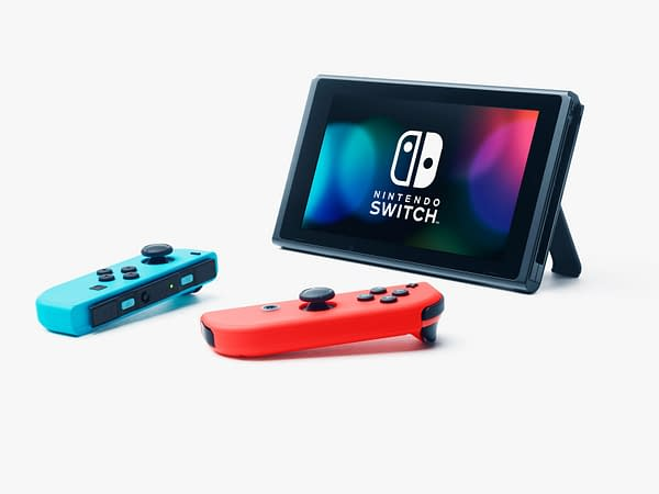 Nintendo has sold a ton of Switch units as of March 2020.