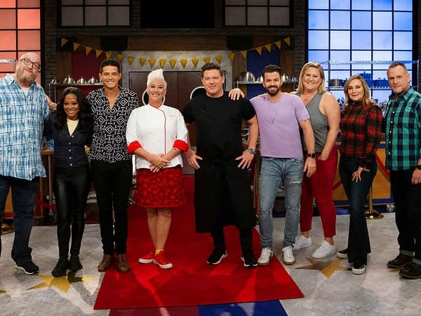 Meet the Worst Cooks in America season 19 competitors, courtesy of Food Network.