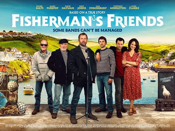 Sing Along To Sea Shanties In The Trailer For Fisherman's Friends