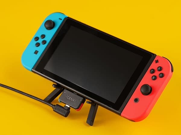 Review: Genki Portable Stand & Bluetooth Adapter For Nintendo Switch