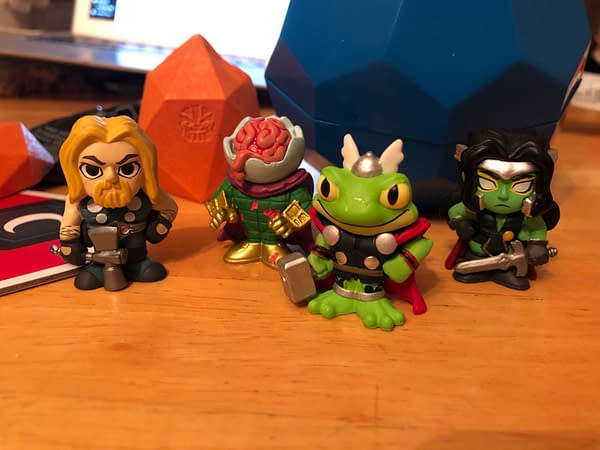 Funko Combines Collecting and Gaming with Marvel Battleworld