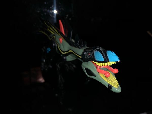 Retro Review: Jurassic Park Chaos Effect Compstegnathus