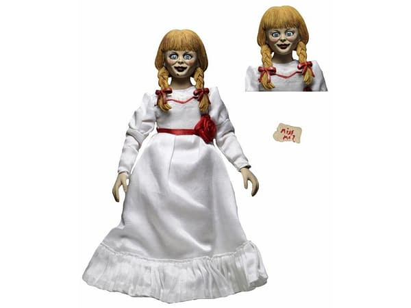 New Annabelle Cloth Figure On The Way From NECA