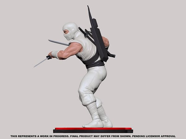 GI Joe Gets Animated With New PCS Collectibles Statues