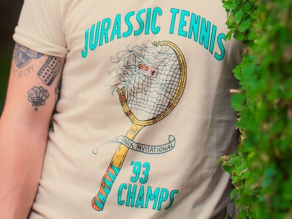 Mondo Has A New Line Of Jurassic Park Apparel Available Now