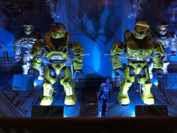 Mattel Showcases Master Chief Armor in their Halo SDCC Exclusive