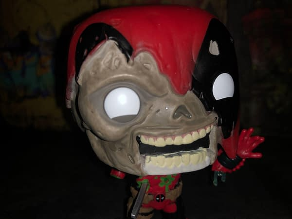 Marvel Zombies Rise From the Grave With Funko Pops