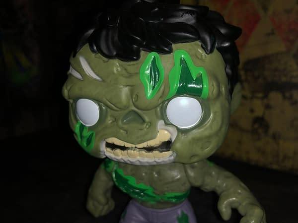 Marvel Zombies Funko Pops Resurrect Hulk and Mysterio