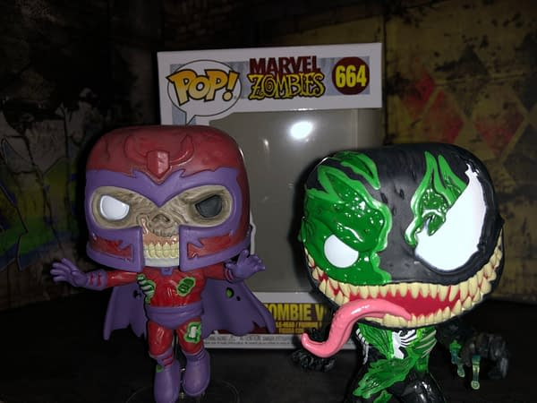 Marvel Zombies Venom Comes Back to Life with Funko