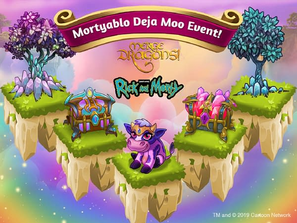 How well will you do in the Mortyoblo Dejo Moo event? Courtesy of Gram Games.