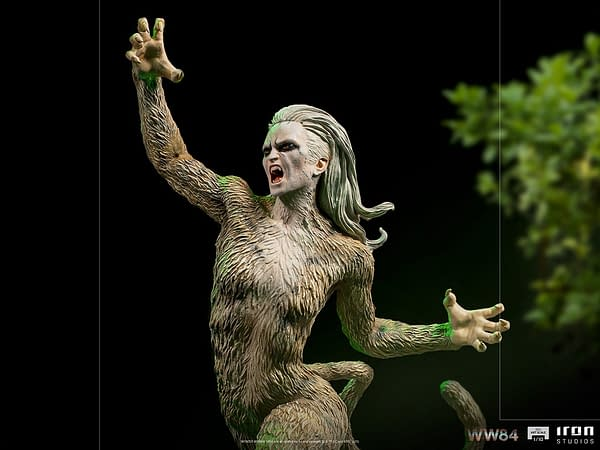 Wonder Woman 1984 Villain Cheetah Gets Her Own Iron Studios Statue