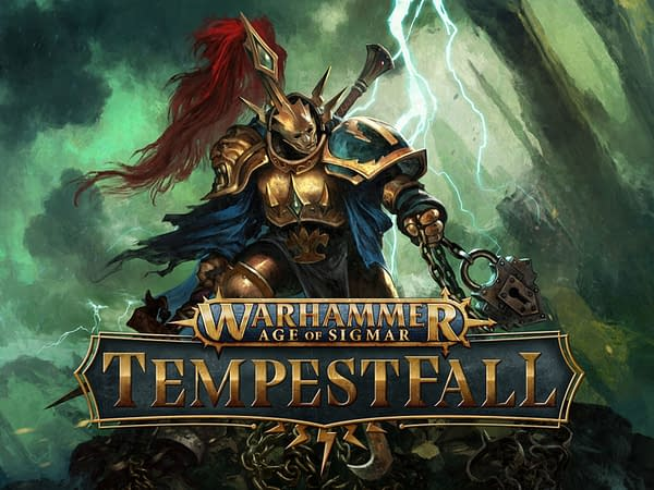 Warhammer Age Of Sigmar: Tempestfall will be coming in 2021, courtesy of Carbon Studio.