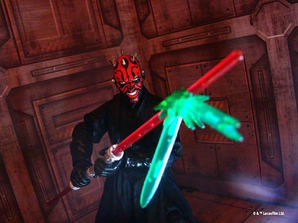 Star Wars Darth Maul Diamond Select Toys 7