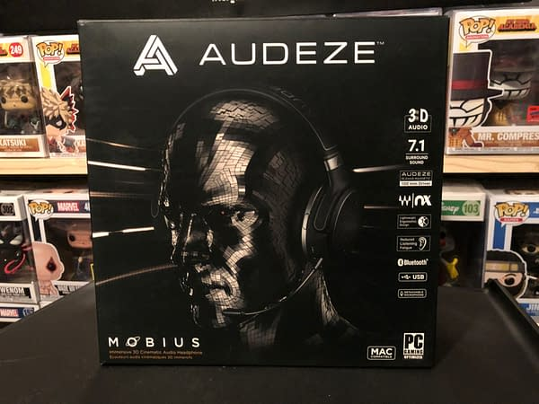 Audeze Mobius Headphones Bring Comfort and Quality to Gaming