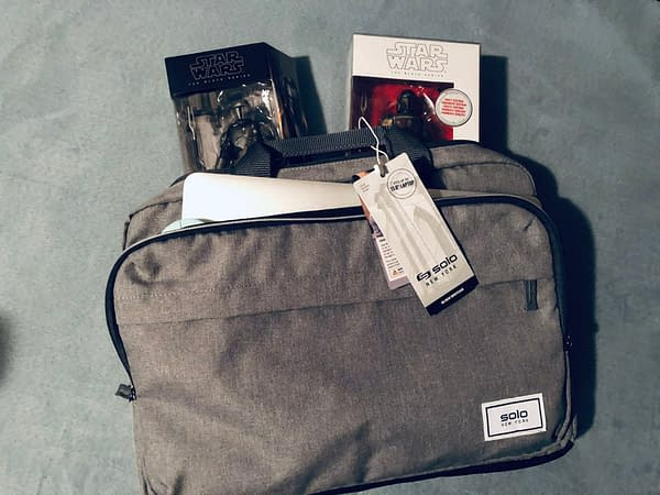 NY Solo Bags Will Help Secure Your Collectibles and Tech This Holiday