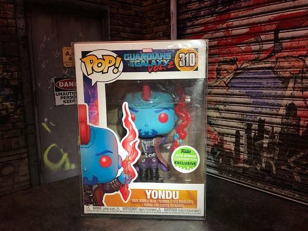 Funko MCU - Guardians of the Galaxy Vol. 2 - Exclusive