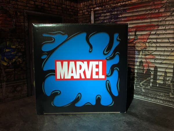 We Unbox Our Venomized Fantastic Four Mystery Box from Funko