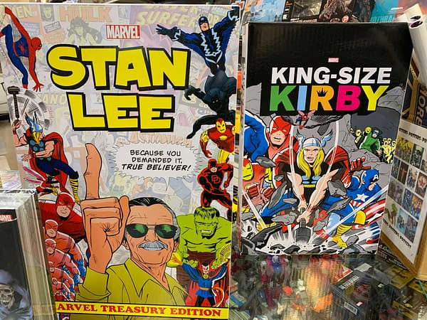 Black Friday Sales In 66 Comic Book Stores Today