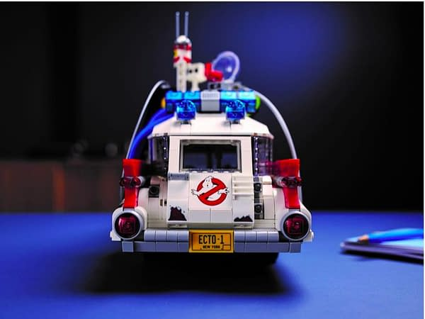 Ghostbusters ECTO-1 Joins the Afterlife as New LEGO Set
