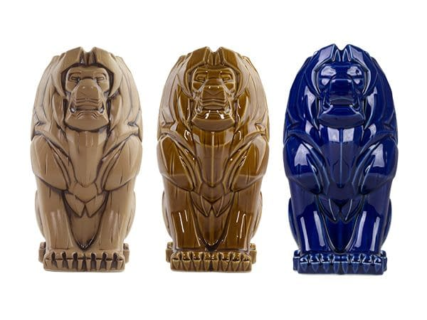 New Mondo Tiki Mugs Include The Lion King, Rocketeer, NBX