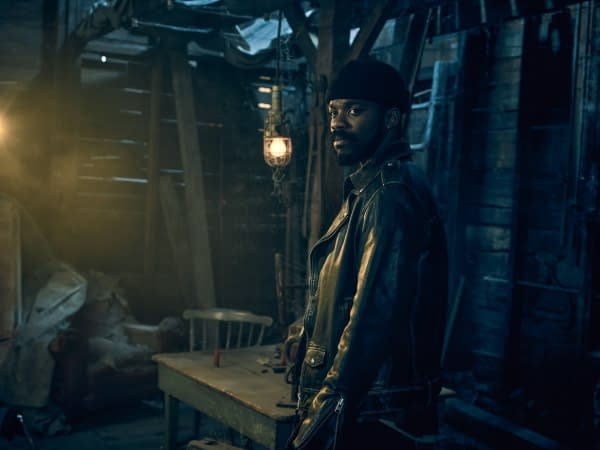 THE STAND released new character profile and preview images (Image: CBS All Access/ViacomCBS