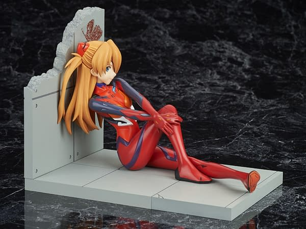 Evangelion Asuka and Rei Get New Updated Statue From Bellfine