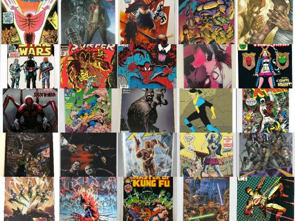 Comic Store In Your Future: 25 Hot Back Issues And Not Just Star Wars