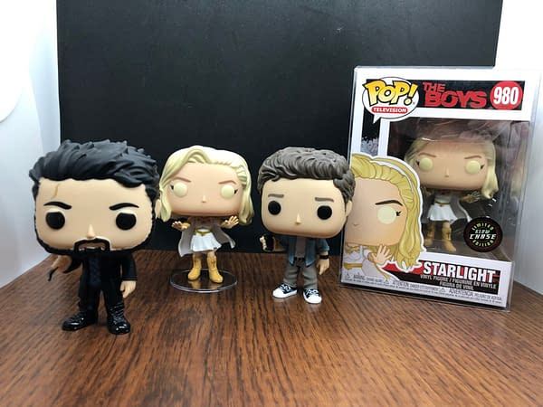 The Boys Are Back In Town With Our Newest Funko Review