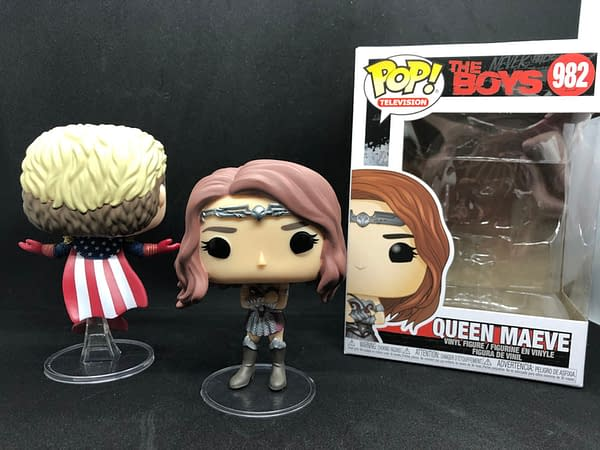 The Seven Has Arrived As We Check Out The Boys Pops From Funko