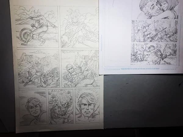 Art From New Scott Snyder Creator-Owned Comic