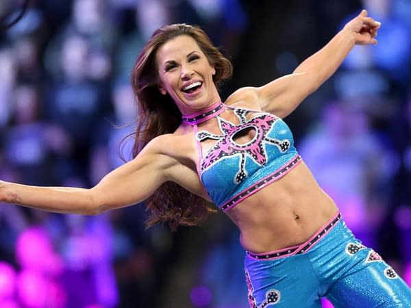 After Firing Her, WWE Sends Mickie James Her Items In A Garbage Bag