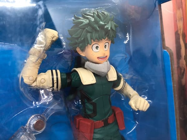 McFarlane Toys Goes Plus Ultra With My Hero Academia Collectibles