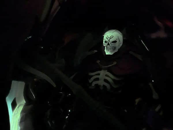 Behold the Power of Mattel's MOTU: Revelation SDCC Scareglow