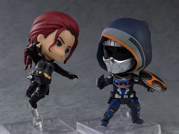 Taskmaster is Ready to Take on Black Widow With Good Smile