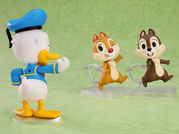 Disney's Chip and Dale Get Nutty With Good Smile Company