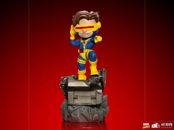 Iron Studios Debuts New Marvel Comics X-Men MiniCo Figures