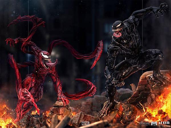 Prepare for the Return of Venom with Iron Studios Newest Statue