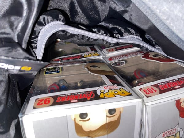 Enhance Your Travels and Toy Hunting Storage with Solo New York