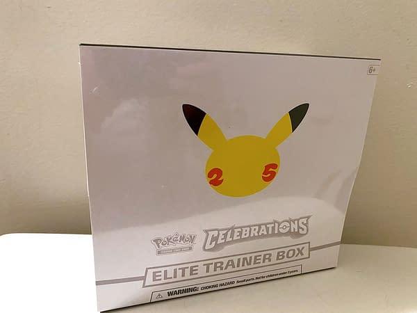 Celebrations ETB. Credit: Pokémon TCG