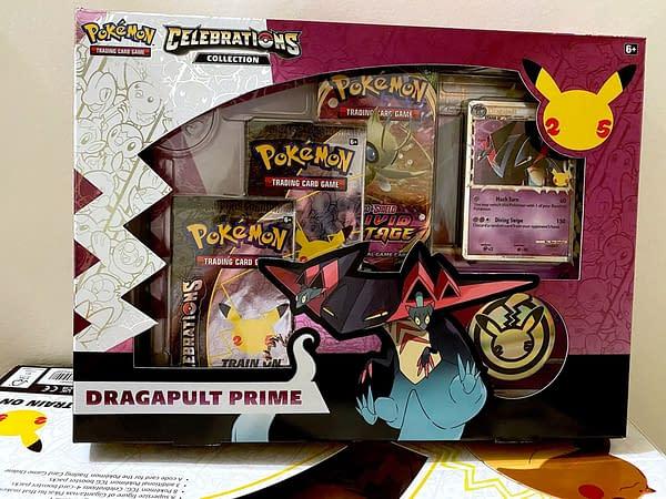Dragapult Prime Collection. Credit: Pokémon TCG