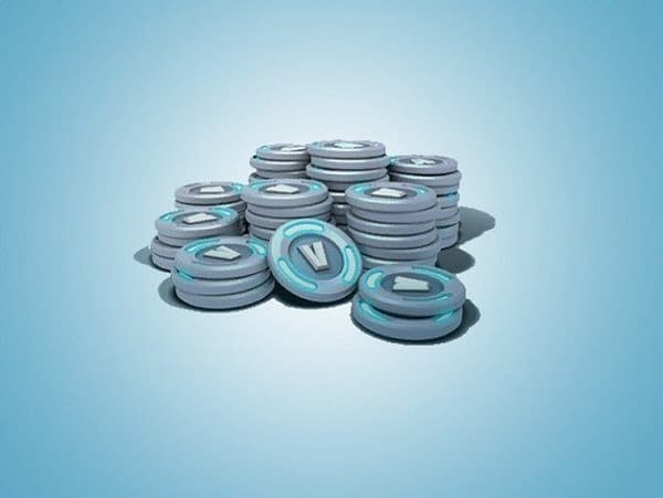 Fortnite's V-Bucks Are Apparently Being Used for Money Laundering